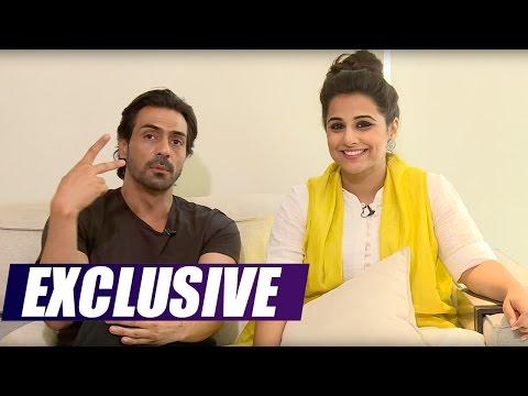 Exclusive   Vidya Balan-Arjun Rampal Kahaani 2 full interview