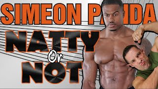 Simeon Panda || Natty or Not???