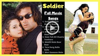 Evergreen Hindi Song   Preity Zinta Songs   Bobby Deol Songs   All Songs   Bollywood Music Nation