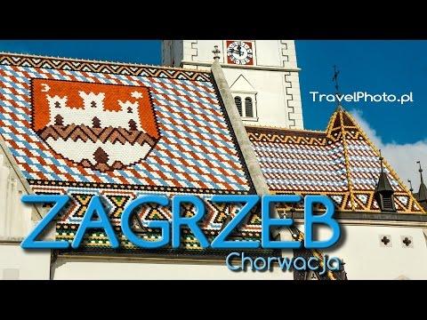 Chorwacja - ZAGRZEB (ZAGREB/Croatia) - City Break