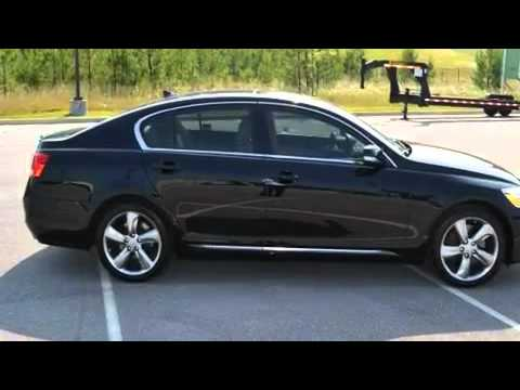 2009 Lexus GS 460 Certified Irondale AL 35210 - YouTube