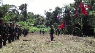 Pagpupugay-New Peoples Army North Central Mindanao Region