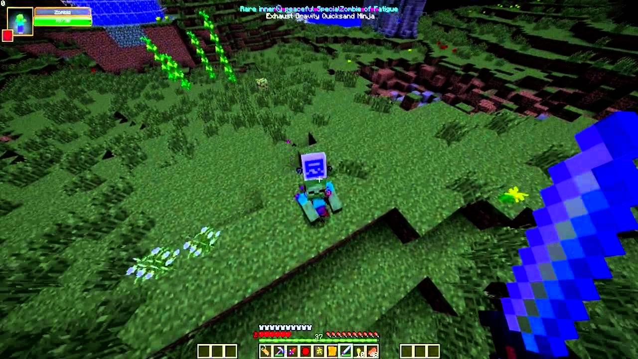 Minecraft Crazy Craft Videos With Mitch