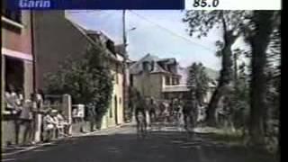 1995 ツール・ドフランス 第15ステージ (悲劇のステージ)