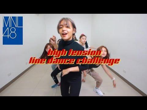 MNL48 High Tension: Line Dance Challenge!