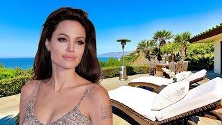 Angelina Jolie's House After Divorce