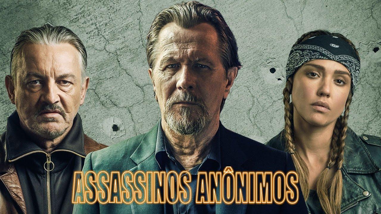 Assassinos Anônimos (Killer Anonymous) 2019 - Trailer Legendado