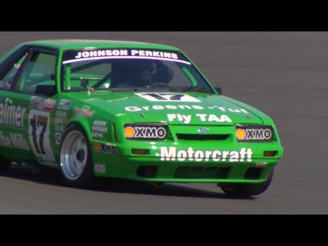 Dick Johnson's Greens-Tuf Ford Mustang: Ep 9 - Series 3 - Shannons Legends of Motorsport
