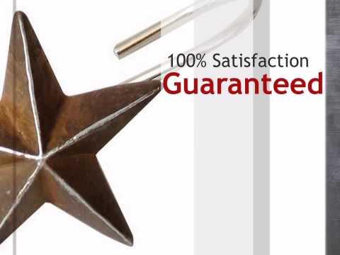 Star Shower Curtain Hooks - Set of 12 - lonestarwesterndecor.com