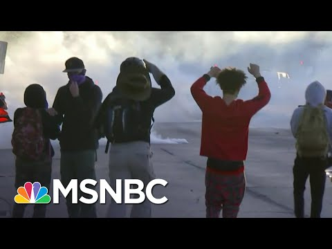 Protests Persist After Arrest Of Officer Involved In George Floyd Killing | The 11th Hour | MSNBC