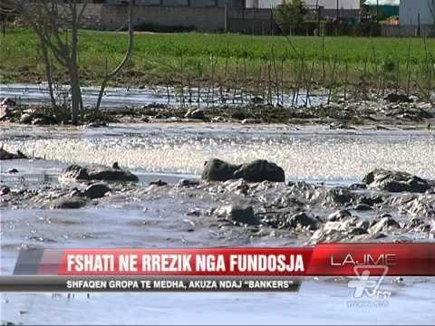Fshati Marinëz pas shpërthimeve të gazit - News, Lajme - Vizion Plus