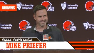 "Mike Priefer: ""I wanted to be a part of this organization"" 