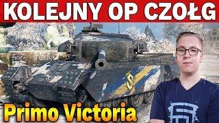 KOLEJNY OP CZOŁG? - Primo Victoria - World of Tanks