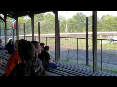 Dustin Virkus @ KRA Speedway- Heat 7.27.17