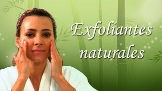 Mascarillas exfoliantes naturales (cara y cuerpo)