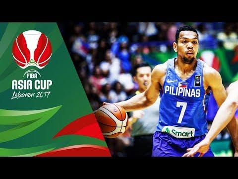 Gilas Pilipinas' Offensive Highlights (VIDEO) FIBA Asia Cup 2017