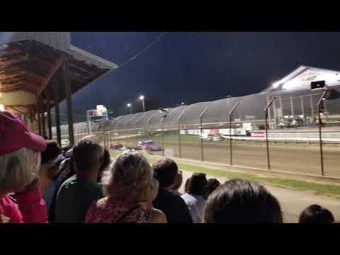 July 12, 2019 Sport Mod Feature Lafayette County Speedway