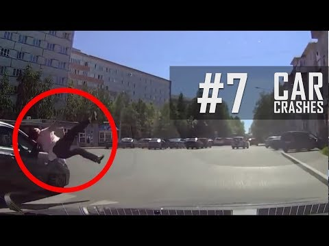 Thumbnail: Worst And Fatal Pedestrian Accidents Compilation #7