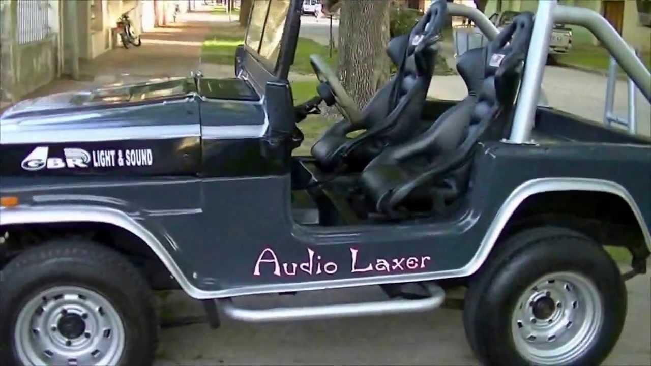 Jeep Ika    Motor Ford 221 63 U0026 39   Corto
