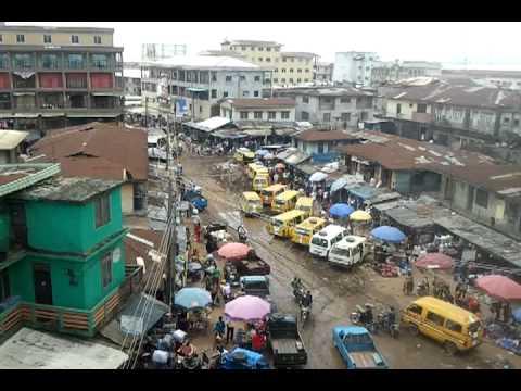 Onitsha Market urbanism