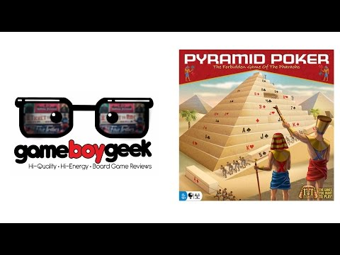 Pyramid Poker Review with the Game Boy Geek