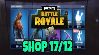 SHOP FORTNITE today 17 DECEMBER: skin TIRO PRECISO and INTUITION and new emote SPETTACOLARE