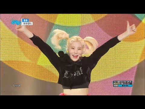 【TVPP】 MOMOLAND - BBoom BBoom, 모모랜드 - 뿜뿜 @Show Music Core 2018