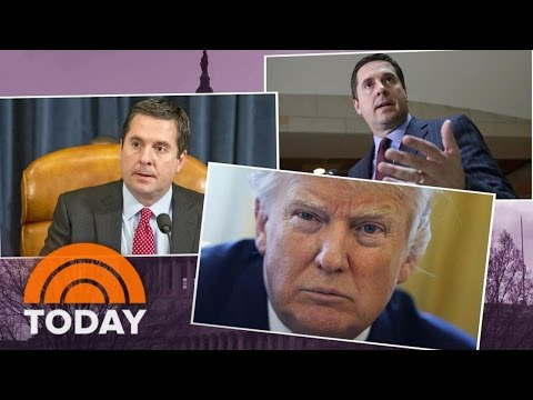 House Intelligence Chair: 'Possible' Trump Communications Were Intercepted | TODAY