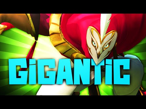 GIGANTIC OWNAGE! Squadron Gigantic Gameplay | Motiga's 3rd Person Action MOBA