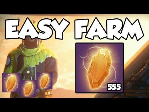 destiny 2 legendary shard farming