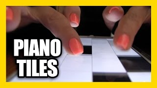 Fastest Piano Tiles Player Ever!