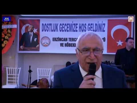 Boryayın-Erzincan-Tercan Sarıkaya-Höbekbaba Derneği Dostluk Gecesi--Nail Genç-Erkan Özbey-Konuklar