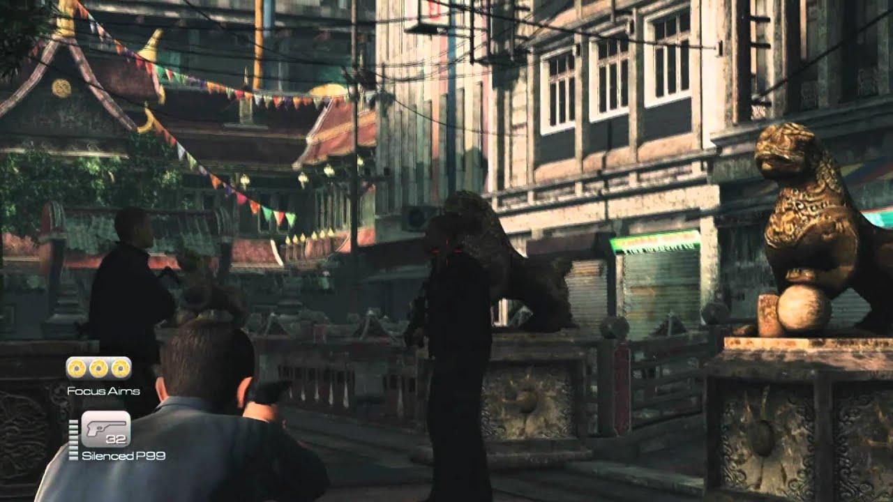 James Bond Blood Stone 007 Gameplay Trailer Youtube