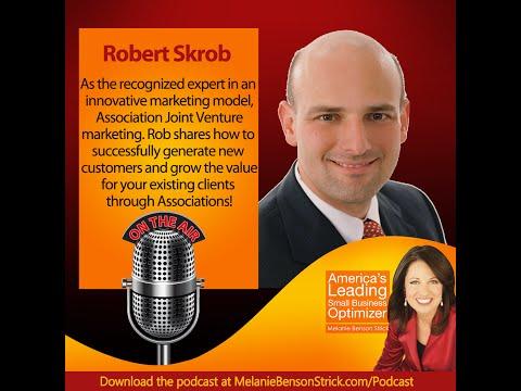 [Small Business Optimizer] Robert Skrob on Association JV Marketing