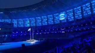 Dihaj live at pre show of Islamic Games in Baku   Geceler Kecir, Rainbow