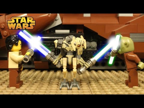 Download LEGO Cyclops - Star Wars the Clone Wars Part II - Stopmotion (2/2)