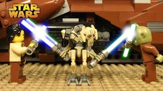 Cover images LEGO Cyclops - Star Wars the Clone Wars Part II - Stopmotion (2/2)