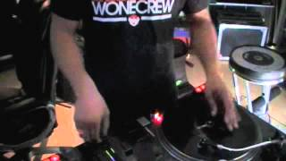 PROMO FREESTYLE SCRATCH BY DJ YAS ( WONE CREW/BACK TO BASIC)