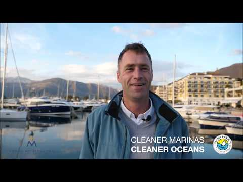 PILOT PARTNER PORTO MONTENEGRO PLATINUM MARINA AWARDED AND SEABIN