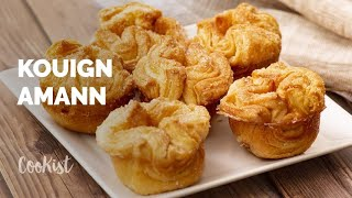 Kouign-Amann: a puff pastry treat too good to not try!