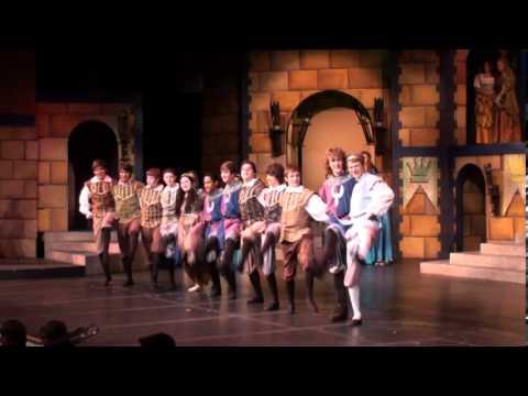 Once Upon A Mattress Play (Part 1)