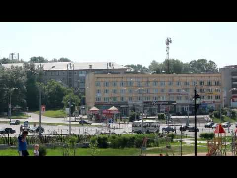 Мой город - Соликамск!