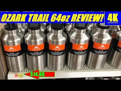 f2710c199cc Repeat Ozark Trail 64 oz Bottle Jug Review: Budget Yeti Rambler? 4K ...