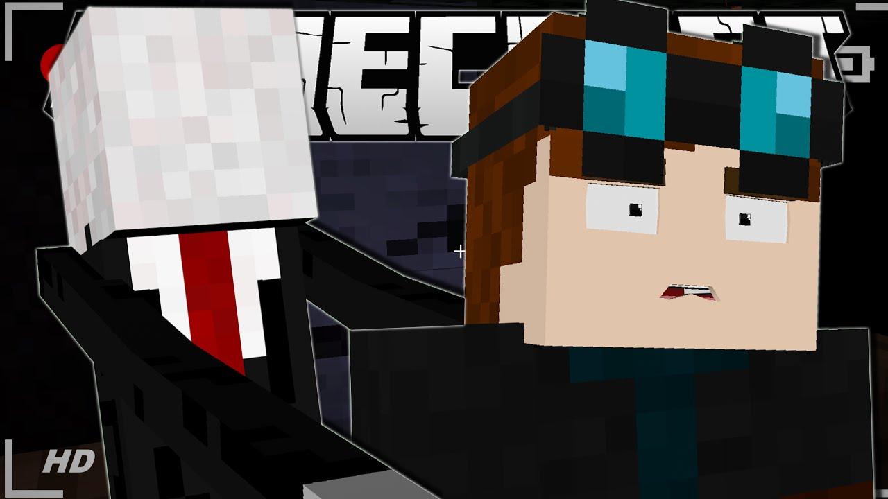 Minecraft  SLENDERMAN IS MY DAD?!