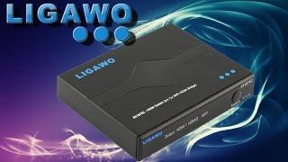 Hardware - Ligawo 6518762 WIFI HDMI Bridge - 3x1 Switch (2x HDMI/ 1x WIFI)
