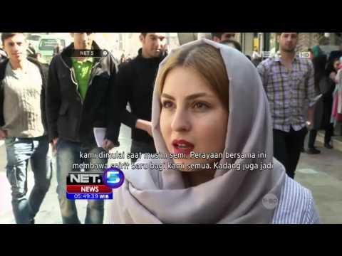 Persiapan Perayaan Tahun Baru Kalender Persia Di IRan - NET5