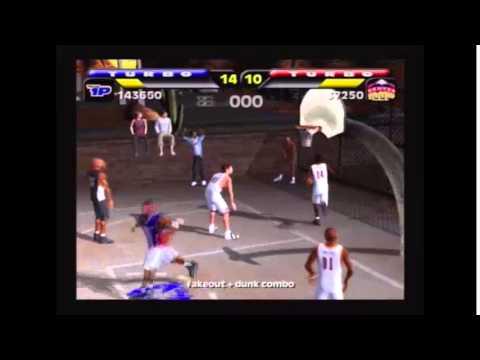 NBA Street City Circuit Game 14 Denver Nuggets