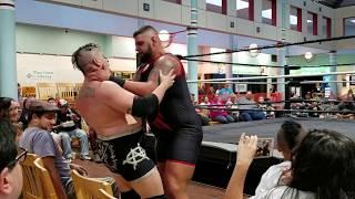 Pioneer Valley Pro Wrestling- September 28, 2019