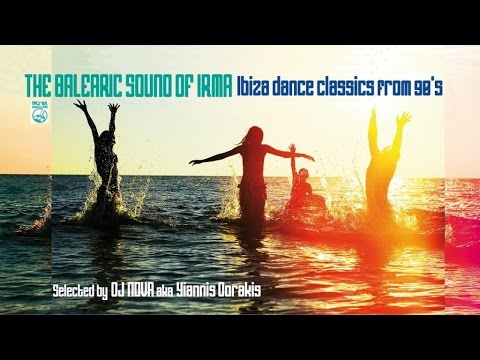 90's Best Dance Mix - 2 Hours Top 20 Ibiza House Classics - The Balearic Sound Of Irma