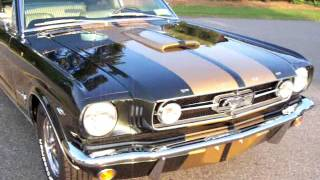1965 Ford Mustang GT 350 Clone Walk Around Tour. For Sale Now!